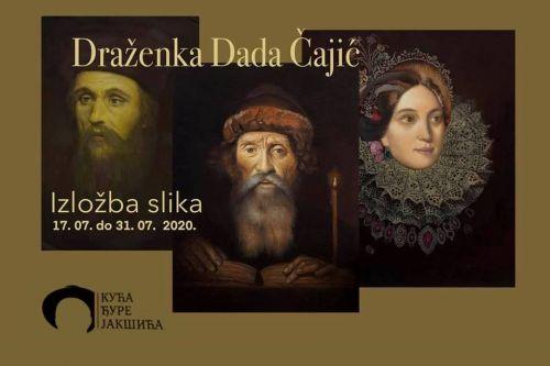 Izložba Slika Kuća Đure Jakšića