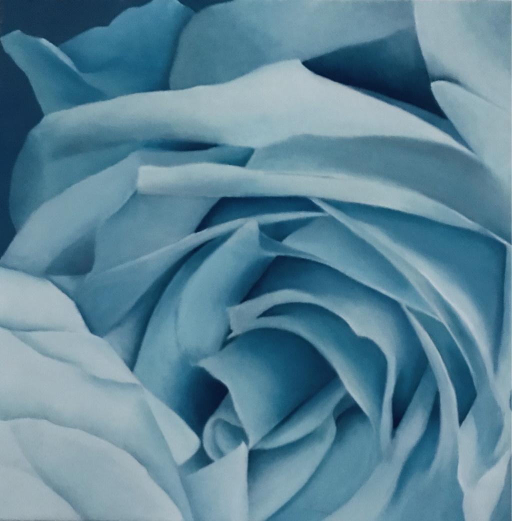 oil on canvas 60x60 cm