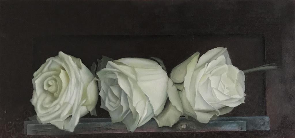 oil on canvas 36x78 cm