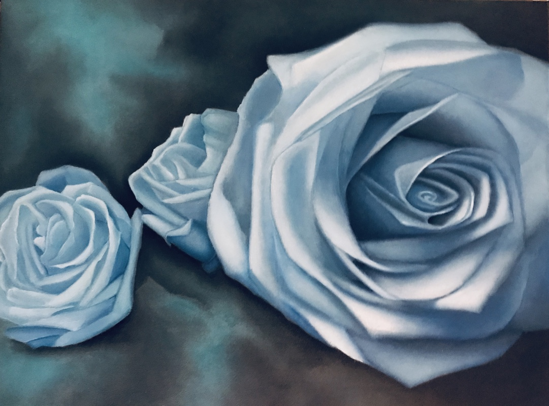 oil on canvas 60x80