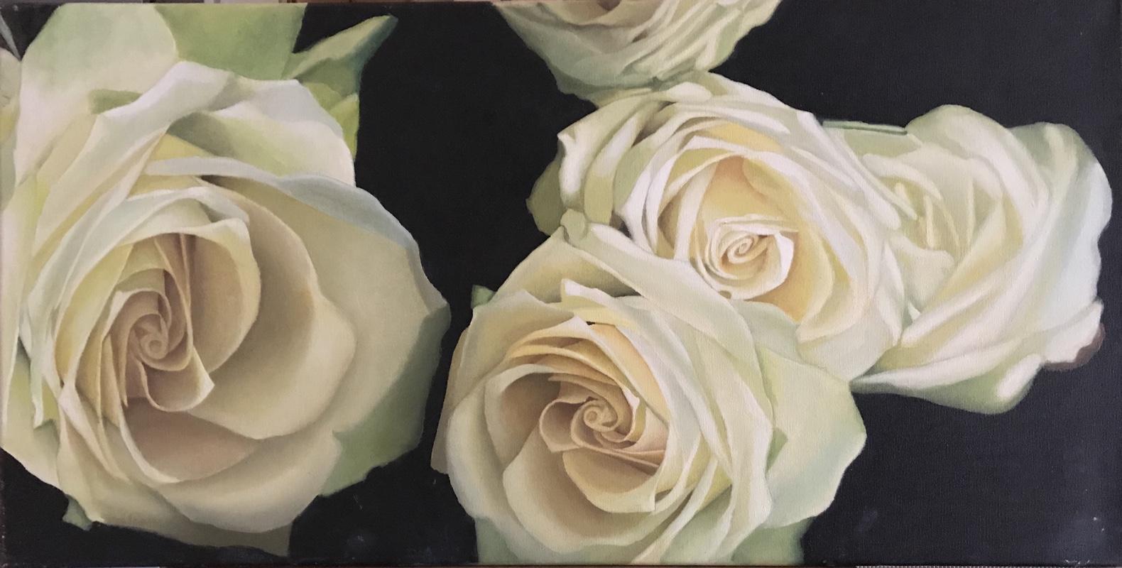 oil on canvas 45x80