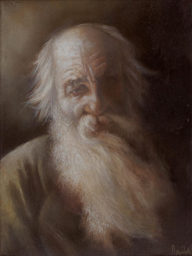 oil on canvas 40x30 cm