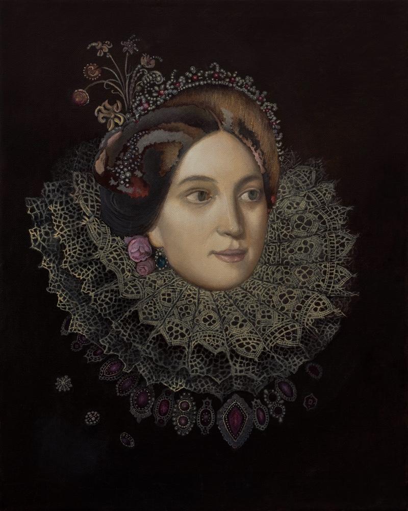 oil on canvas 40x50 cm