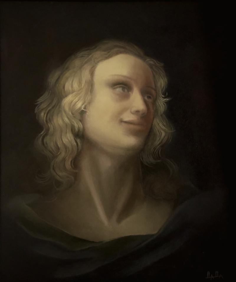 oil on canvas 50x60 cm